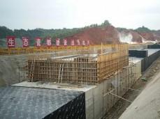 中铁四局-景德镇高铁新区地下管廊
