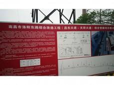 南昌市洛阳东路综合改造工程